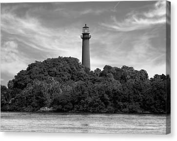 Jupiter Inlet Lighthouse - 2 Canvas Print