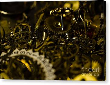 Just A Cog In The Machine 2 Canvas Print