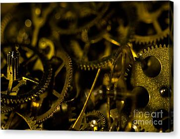Just A Cog In The Machine 3 Canvas Print