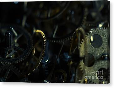 Just A Cog In The Machine 4 Canvas Print
