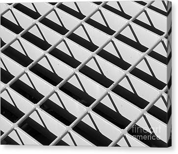 Just Another Grate Canvas Print