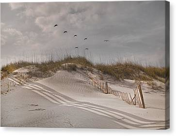 Just For You Outer Banks Nc Canvas Print