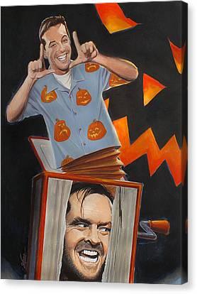 Just Jacks Canvas Print by Shawn Shea