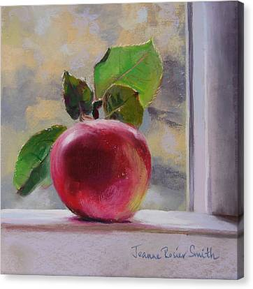 Just Picked Canvas Print by Jeanne Rosier Smith
