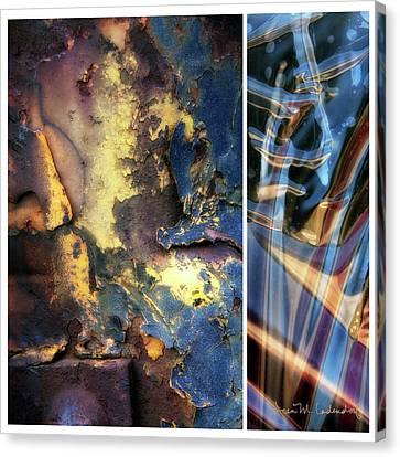 Juxtae #71 Canvas Print