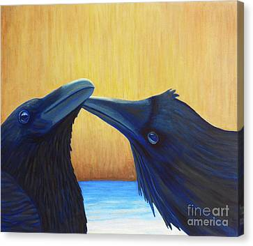 K And B Canvas Print