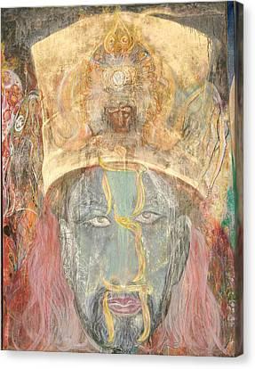 Kabbalah Canvas Print