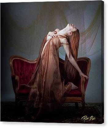 Canvas Print featuring the photograph Kaela Kino Skyward by Rikk Flohr