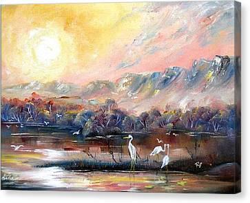 Kakadu Canvas Print