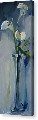 Kala Flowers Canvas Print by Tigran Ghulyan