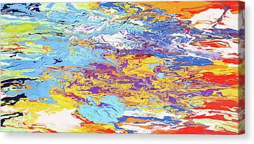 Kaleidoscope Canvas Print by Ralph White