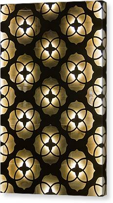 Canvas Print featuring the photograph Kaleidoscope Wall by April Reppucci