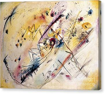 Kandinsky: Light, 1913 Canvas Print by Granger