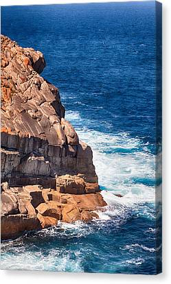 Kangaroo Island Canvas Print by Anne Christie