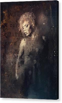 Karah Canvas Print