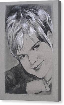 Karin Allyson Canvas Print