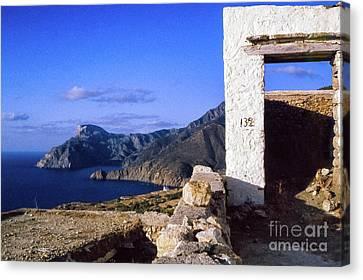 Karpathos Island Greece Canvas Print