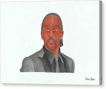 Katt Williams Canvas Print
