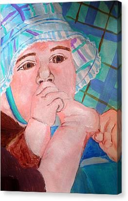 Kaylie Canvas Print