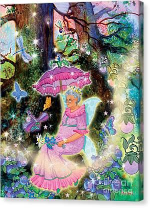Kayrissa Twinkle, Eldeera Canvas Print