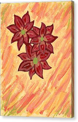 Kelli Canvas Print by Laura Lillo