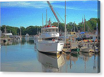 Kennebunk, Maine - 2 Canvas Print