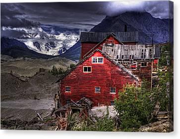 Kennecott Mine  Canvas Print