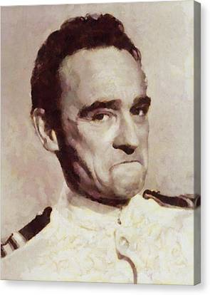 Kenneth Connor, Carry On Actor Canvas Print