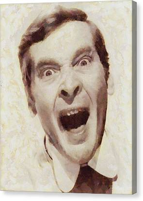 Kenneth Williams, Carry On Actor Canvas Print