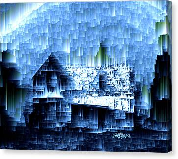 Canvas Print - Kentucky Rain by Seth Weaver