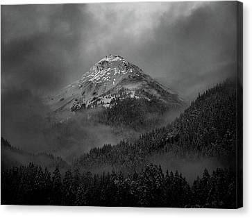 Kesselspitze, Tirol Canvas Print