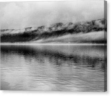 Keuka Mists Canvas Print by Joshua House