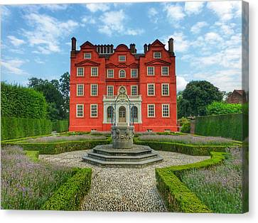 Survive Canvas Print - Kew Palace by Connie Handscomb