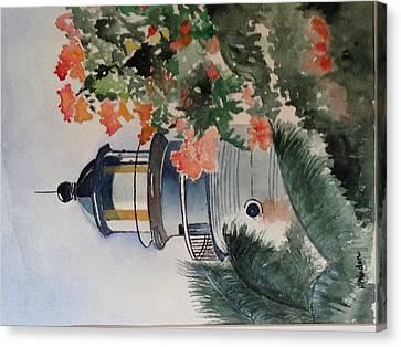 Key West Lighthouse Canvas Print