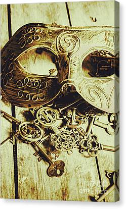 Keys To The Kingdom Canvas Print by Jorgo Photography - Wall Art Gallery