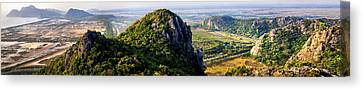 Khao Dang View Point Canvas Print