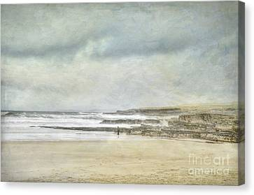 Kilcummin Back Strand Canvas Print