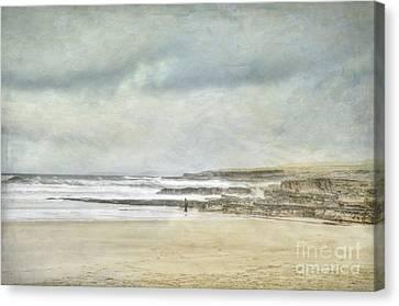 Kilcummin Back Strand Canvas Print by Marion Galt