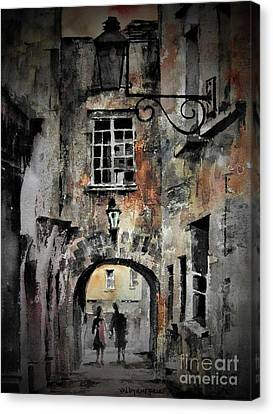 Kilkenny Butterslip  Canvas Print
