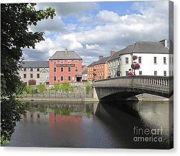 Kilkenny Canvas Print by Hugh Reynolds