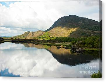 Killarney Reflections Canvas Print