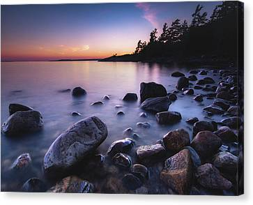 Killbear Sunset Canvas Print by Cale Best
