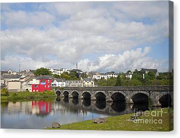 Killorglin Bridge Canvas Print