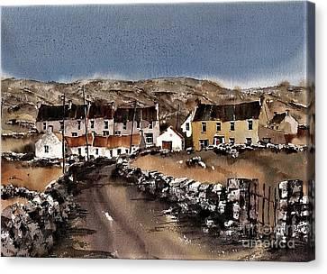 Kilmurvey Inishmore Aran Canvas Print