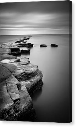 Kimmeridge Bay II Canvas Print