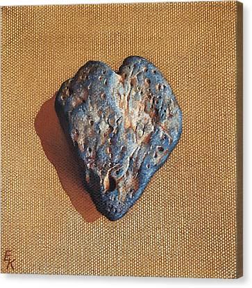 Kind Heart Canvas Print