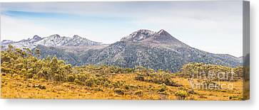 King William Range. Australia Mountain Panorama Canvas Print by Jorgo Photography - Wall Art Gallery