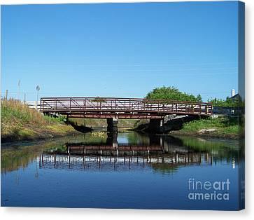 Kings Bridge Canvas Print by Jack Norton