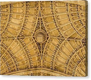 Canvas Print - Kings Ceiling by Jean Noren