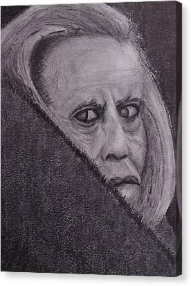 Kinski Canvas Print
